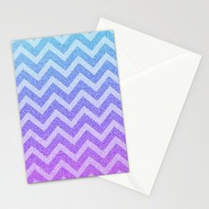 Chevron Fairy Tale Stationery Cards