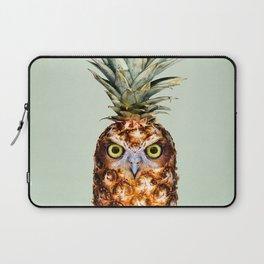 PINEAPPLE OWL Laptop Sleeve