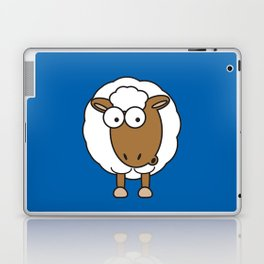 Ooh Zoo – farm-series, Sheep Laptop & iPad Skin