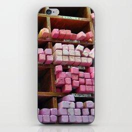 Pastels iPhone Skin