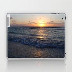 sunrise over the ocean Laptop & iPad Skin
