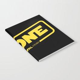 Alone Notebook