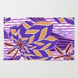 BAYAMO: MYSTERIAN, Art Deco Tropical Rug