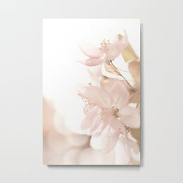 Softness embraced Metal Print