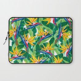 Summer Strelitzia Laptop Sleeve