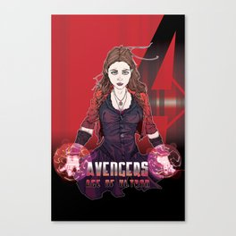 Scarlet Witch | Age of Ultron  Canvas Print