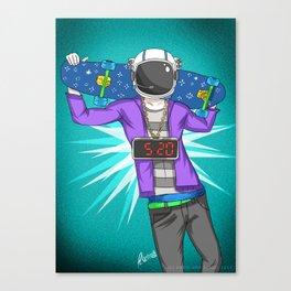 Astr0 Canvas Print