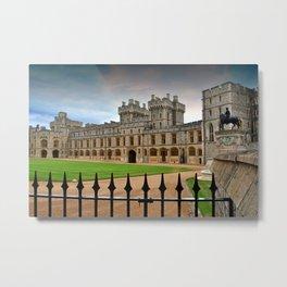 Windsor Castle Berkshire England UK Metal Print