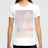 minerals T-shirts featuring Crystal Beach by Natalie Brenner