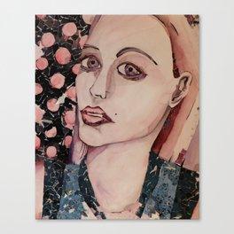 Fiona (The Caution) Canvas Print