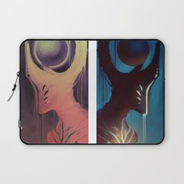 a god who carries the planet that bore them Laptop Sleeve