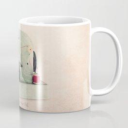 The threader Coffee Mug