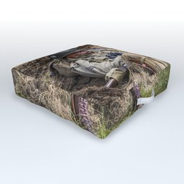 Time out. Outdoor Floor Cushion