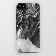 Black Crystal iPhone (5, 5s) Slim Case