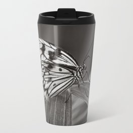 Broken Wings Mono Travel Mug