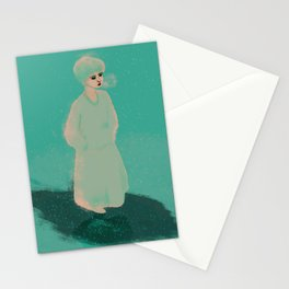 Lovely Lady III Stationery Cards
