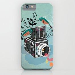 Vintage Camera Hasselblad iPhone Case