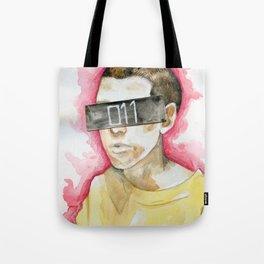 Watercolor drawing Tote Bag