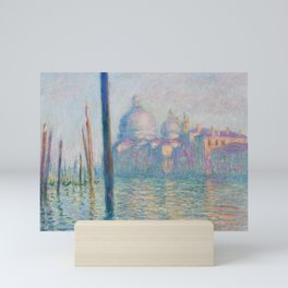 Claude Monet - Le Grand Canal Mini Art Print