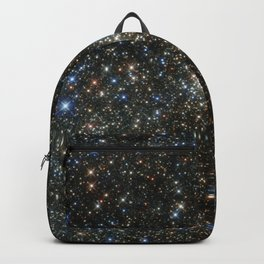 Hubble Peers into the Most Crowded Place in the Milky Way Backpack