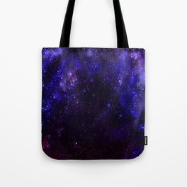 Blue Shift Tote Bag