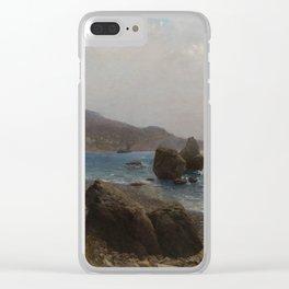 LAGORIO, LEV (1827-1905) Sea Shore. Crimea Clear iPhone Case
