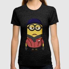 Hipster Minion T-shirt