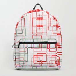 HK tablecloth Backpack