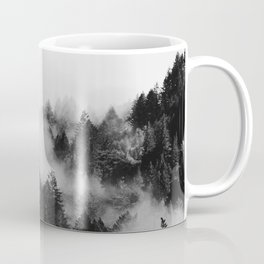 End in fire black & white (requested) Coffee Mug