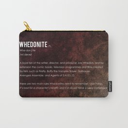 Whedonite Carry-All Pouch