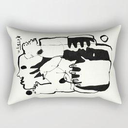 Everlasting Fight Rectangular Pillow