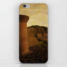 On Shakespeare Cliff iPhone Skin