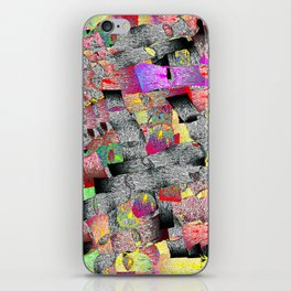 Shapes in Motion - Jongho Lee iPhone Skin