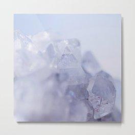 quartz Metal Print