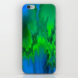 Dropped Out iPhone Skin