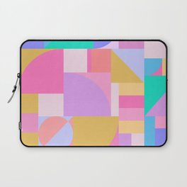 Colourful Bauhaus Laptop Sleeve