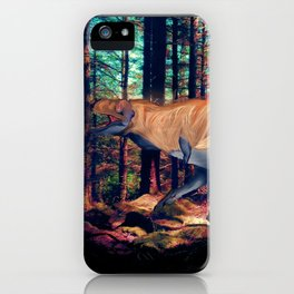 Hell's Creek iPhone Case