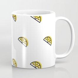 Lemon Wedge Coffee Mug