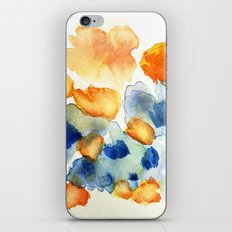 flower inkling iPhone & iPod Skin