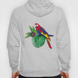Jungle Flowers Hoody