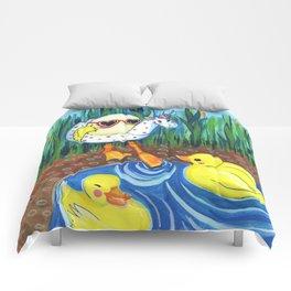 First swim Comforters