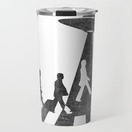 Abbey Road Abduction Travel Mug