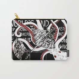 World's End Carry-All Pouch
