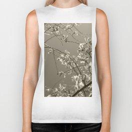 Spring blossoms #03 Biker Tank