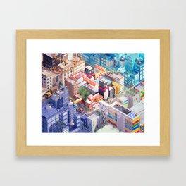 Tencent Framed Art Print