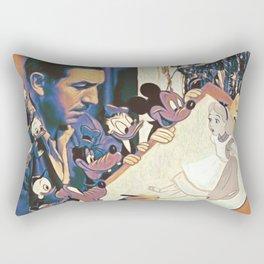 Escape From Wonderland Rectangular Pillow