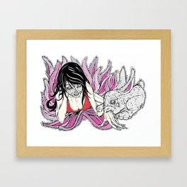 A Need Framed Art Print