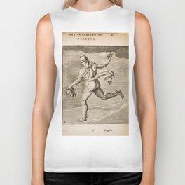 Hugo de Groot's Syntagma Arateorum 1600 - 18 Perseus Biker Tank