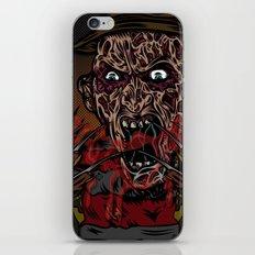 Keep Dreamin' Krueger iPhone & iPod Skin