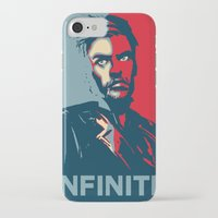 bioshock iPhone & iPod Cases featuring Bioshock Infinite by La femme écureuil
